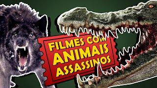 8 MELHORES FILMES COM ANIMAIS ASSASSINOS