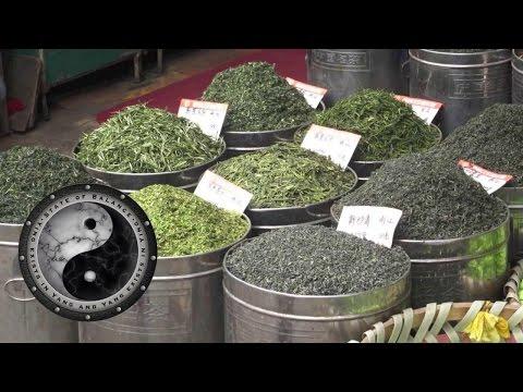 Benefits of Herbal Tea - Green Tea, Oolong Tea, Chamomile & Ginger - Part 1