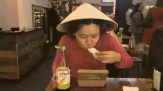 Phi And Me - Fish Sauce Roll'd With Kim Huong