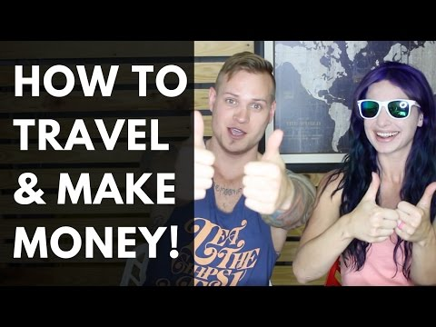 How to travel & still make money on eBay and Amazon!