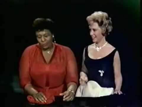 Dinah Shore & Ella Fitzgerald