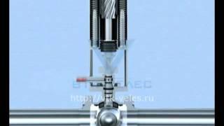 видео Распределительные клапаны, трубопроводная арматура, запорная арматура, ПромАрм