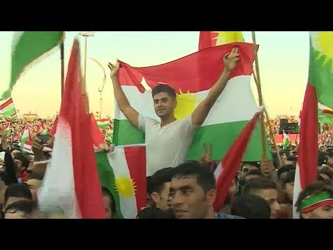 Iraqi Kurds to vote on independence despite growing global condemnation