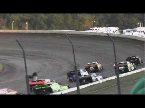 USMTS @ Deer Creek Speedway Hunt Race #13 Heat #1   9-1-2012