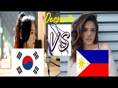 Korea VS Philippines Sings Despacito | Who...