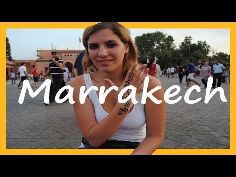 ✈️3 minutes à Marrakech  Marrakesh, Maroc, Morocco, Africa, Afrique - CityTrip (HD0501)