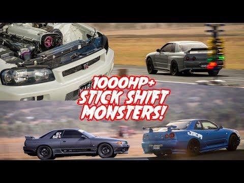 Battle for manual GT-R Supremacy - 2018 GT-R Challenge Pt 3