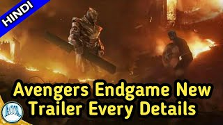 Avengers 4: Endgame Official Trailer 2 Breakdown in Hindi | Changing AOR| Avengers endgame Trailer 2