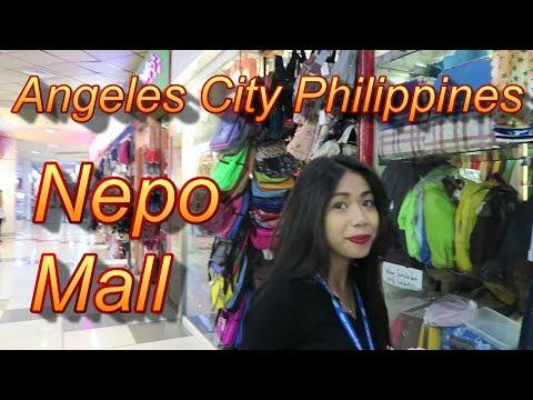 Angeles City Philippines : Nepo Mall