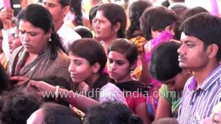 Sri Anand Guruji recites Maharshi Sidhi Mantra in Bangalore