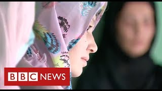 Thousands of Afghan women fear the Taliban won't let them work - BBC News