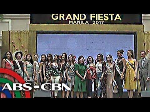UKG: Miss Universe Queens, enjoy sa kanilang pagbisita sa Manila