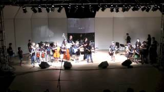 Surf Punk Band & Celtic Ensemble Finale