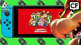 CF51: State of the Switch, Games Problem, Easy vs. Fun (HAPPY BIRTHDAY SWITCH!)