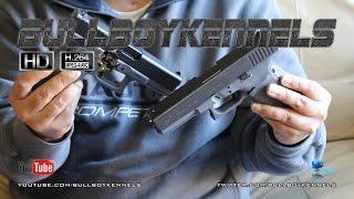 Glock 23 & 20 Gray Framed - 10/18/15