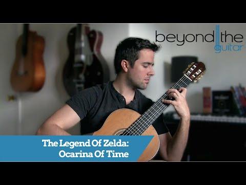 The Legend of Zelda: Ocarina of Time (Main Title) - Classical Guitar Cover