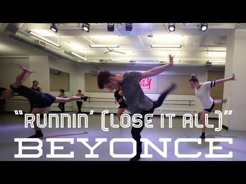 Runnin' (lose it all) Beyonce Naughty Boy Choreography by Derek Mitchell at Broadway Dance Center