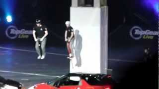 Pogo stick DS3 top gear live