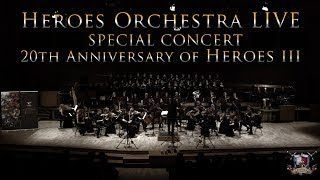 Gambar cover Heroes Orchestra LIVE CONCERT - 20th anniversary of Heroes III (part 1/2)