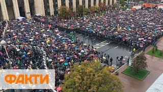 Митинг в Москве и России: жесткий разгон демонстрантов, 352 задержанных, среди них 10 детей