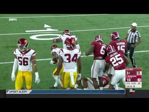 Alabama vs USC, 2016 (in under 31 minutes)