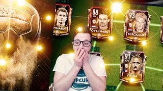 We Got Icon Dennis Bergkamp! Roberto Carlos FREE Kick - Road to The Invincibles Squad FIFA Mobile 19 thumbnail