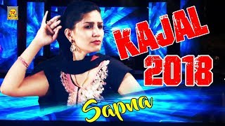 Sapna Best Dance | Teri Aakhya Ka Yo Kajal | New Haryanvi Video Song | Live Stage Dance 2018