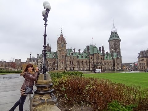 Canada Ottawa. Discovering Capital City of Canada