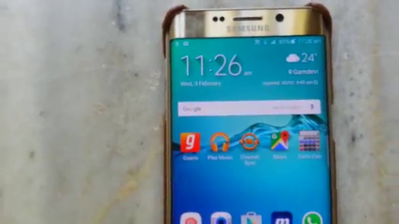 Display Problem Black Spot Dead Pixels On Samsung