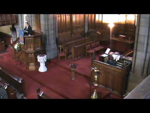 Saint Columba Gaelic Church; Gaelic Service  Sunday 22 Oct  2017