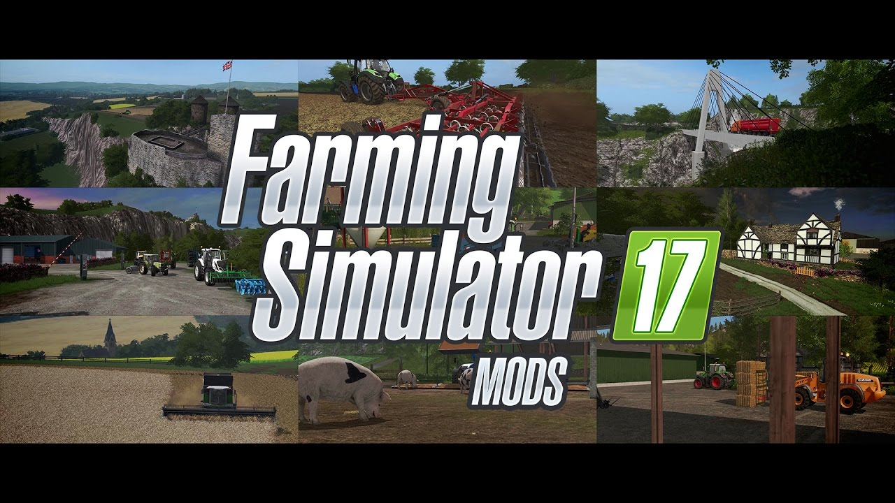 Farming Simulator 17 - Amazing Modding Community