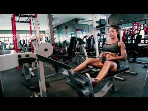 Female fitness motivation Asian women 2016