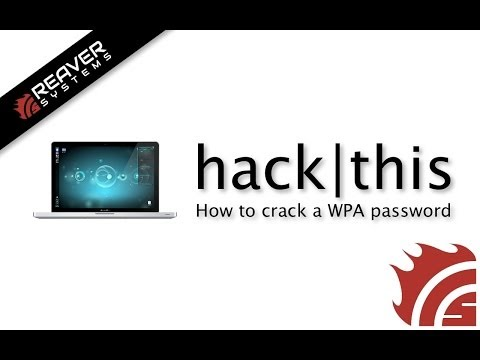 How To: Crack A WPA Password With Reaver