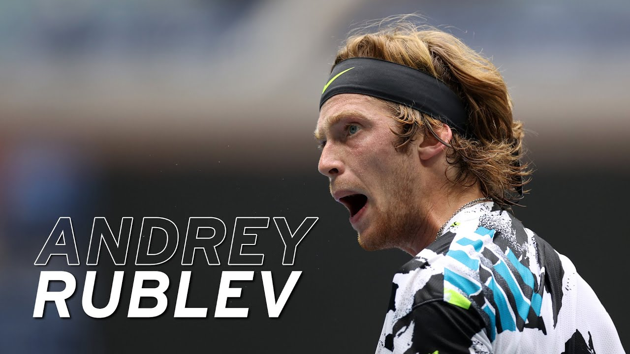 Andrey Rublev | US Open 2020 In Review