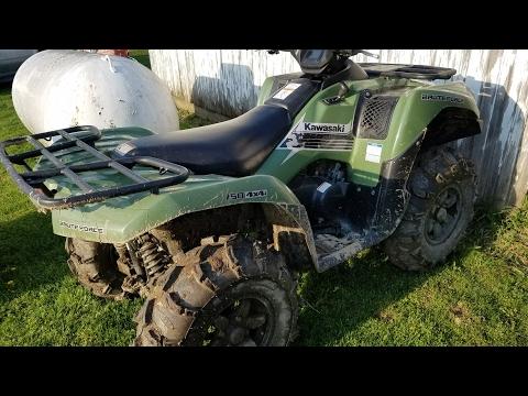 New trails and bonus tractor ride