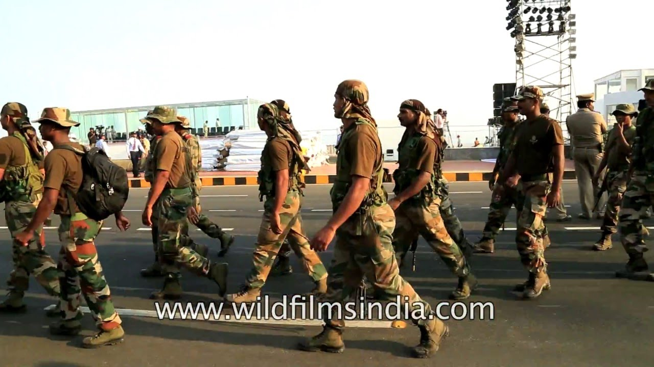 353d53cb06067 Special Indian Army commando force for high security in Visakhapatnam