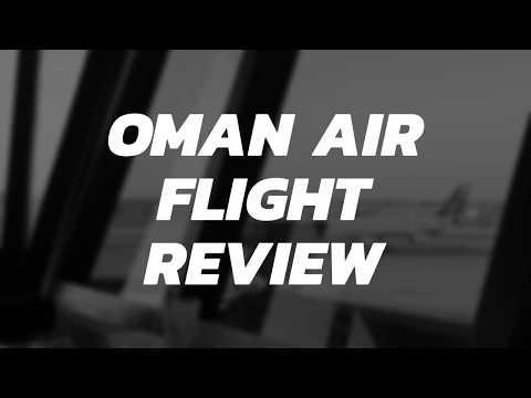 Oman Air Flight Review