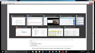 Statistics using R programming 31-07-2018
