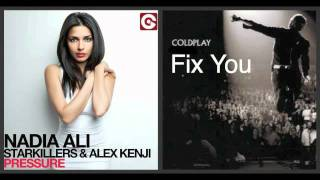 Coldplay vs alex Kenji & Alesso - Fix You Pressure  (Extended East e Young Mashup)