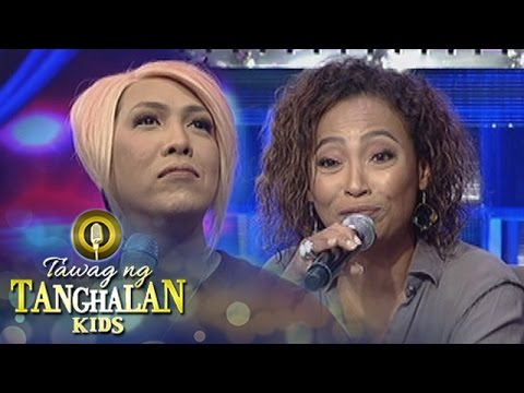 Tawag ng Tanghalan Kids: Funny talk with Vice and Jaya