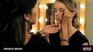 SOHO Silk Makeup Brush Collection - Smudge Brush Thumbnail