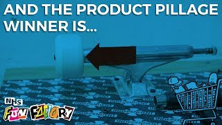 How we picked the Product Pillage winner!