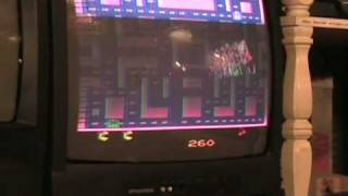 Ms Pac-man Atari 2600 Christmas Tournament - Round 1