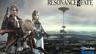 Unboxing Resonance of Fate Playstation 3