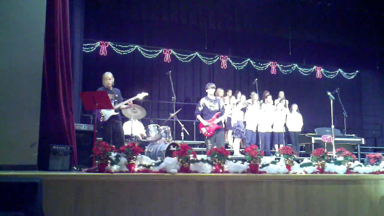 Rockin Around The Christmas Tree By Zach And The Stevens