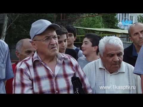 Каспийские дворы  благоустроят по   проекту ОНФ «Формирование современной городской среды»