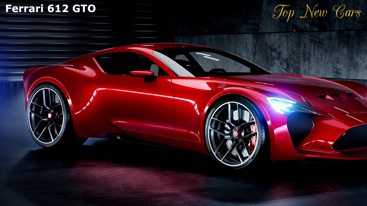 Ferrari 612 Gto >> Bold Ferrari 612 Gto Iii Renderings Make Us Wish For A Modern 250 Gto 1080q