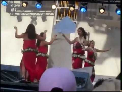 Multicultural Day Canada 150 ft Hawaiian Pacific Dance