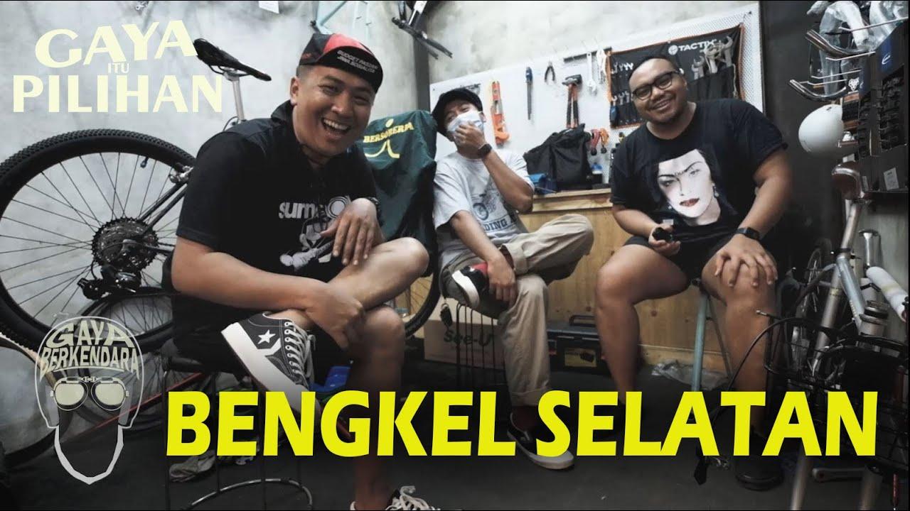 BIKE TO WORKSHOP :  BENGKEL SELATAN JAKARTA