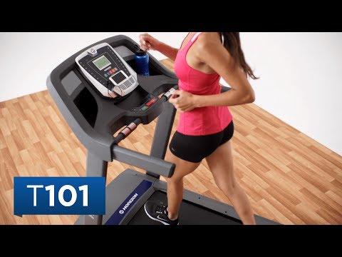 T101 - Treadmill